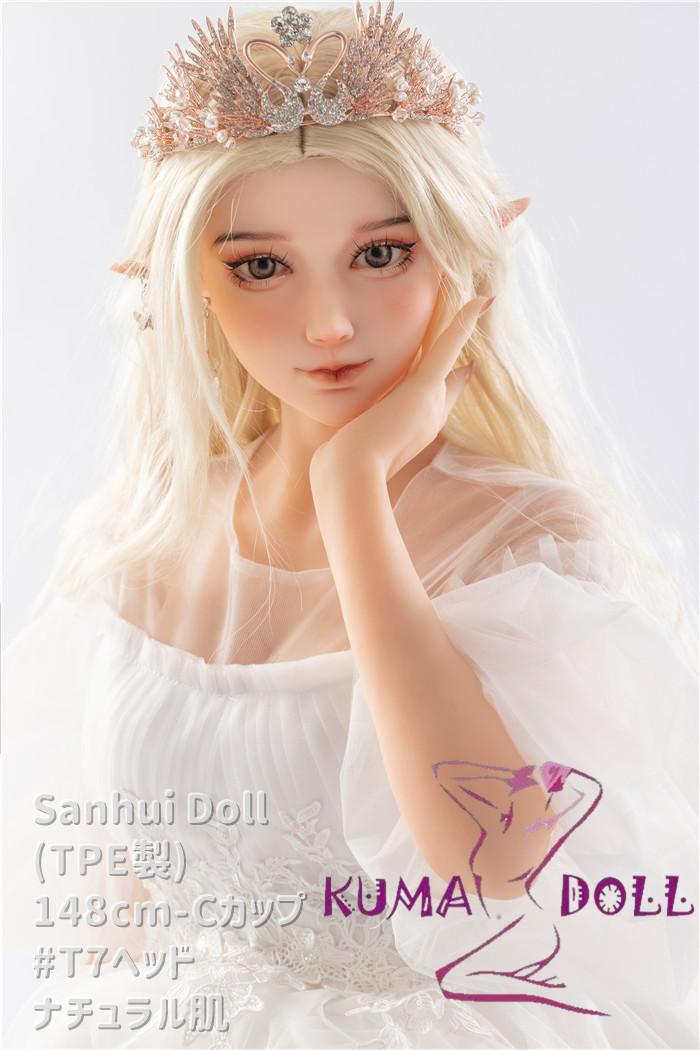 TPE製ラブドール Sanhui Doll 148cm Cカップ #T7ヘッド 特別メイク