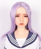 フルシリコン製ラブドール Sanhui Doll 145cm Aカップ Yuki お口開閉可能
