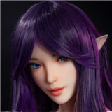 TPE製ラブドール SEDOLL 165cm Fカップ 75ヘッド 紫ちゃん
