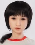 フルシリコン製ラブドール Sanhui Doll 145cm Aカップ Yuki お口開閉機能選択可