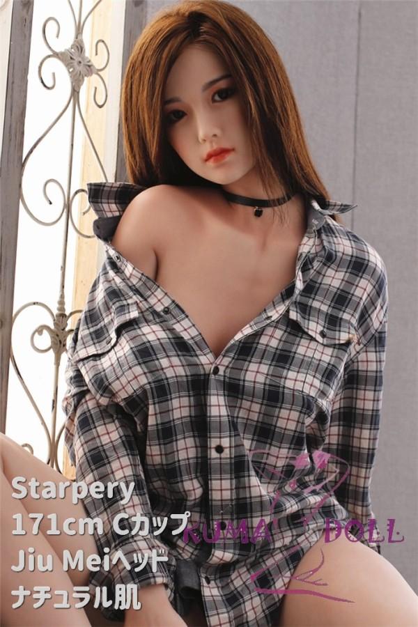 フルシリコン製ラブドール Starpery 171cm Cカップ Jiu Meiヘッド