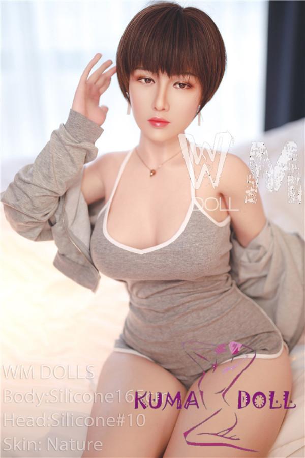 フルシリコン製ラブドール WM Dolls 165cm シリコンヘッド #10