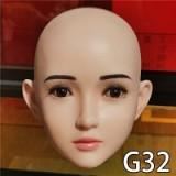 フルシリコン製ラブドール WAXDOLL 148cm #G06ヘッド