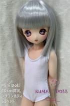 Mini Doll ミニドール セックス可能 40cm貧乳シリコンボディ 軽量化 約2㎏ 収納が便利(隠しやすい) 使いやすい 普段は鑑賞用 小さいラブドール 53cm-75cm身長選択可能