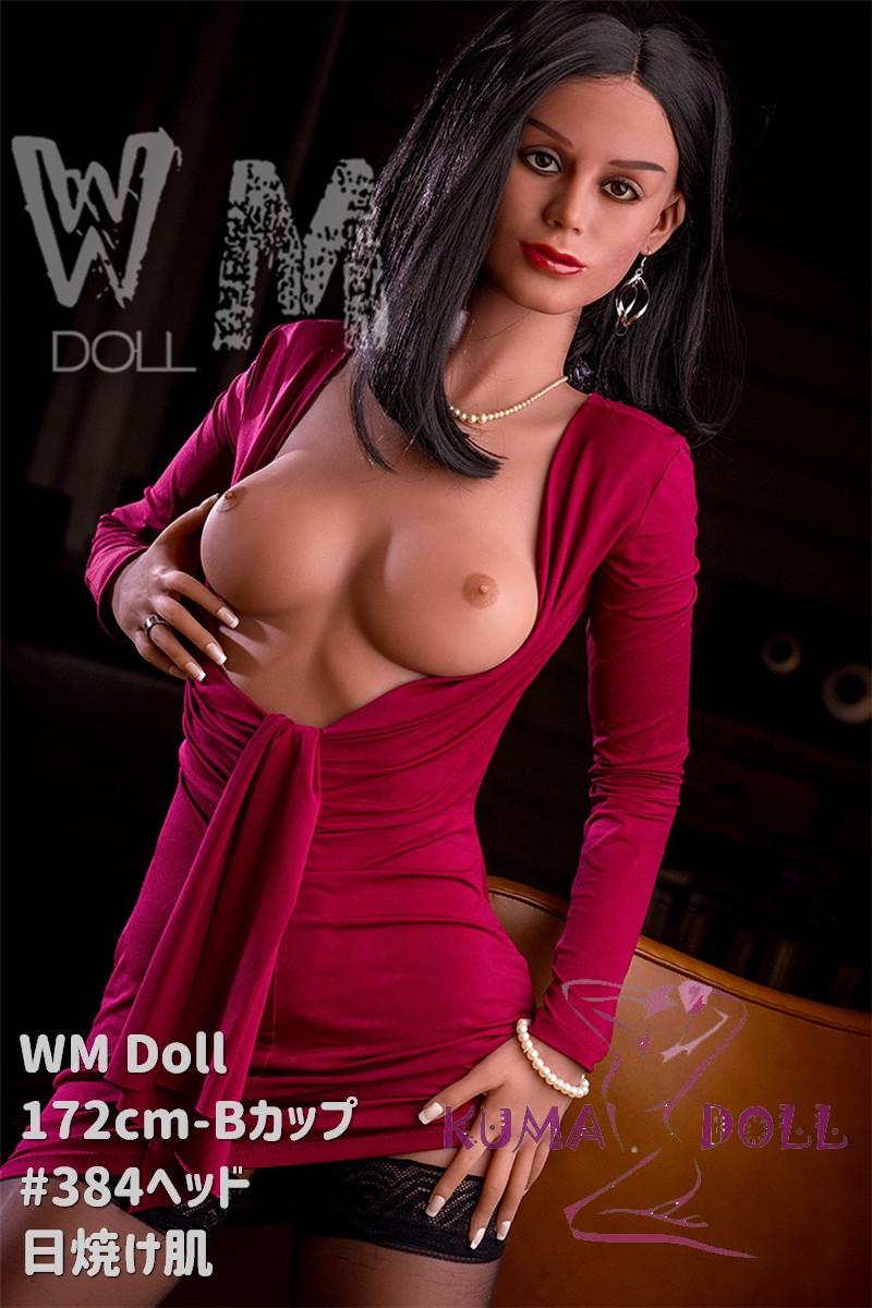 TPE製ラブドール WM Dolls 172cm Bカップ #384 欧米仕様