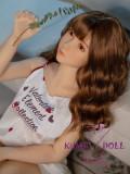 TPE製ラブドール AXB Doll 130cm バスト大 #130