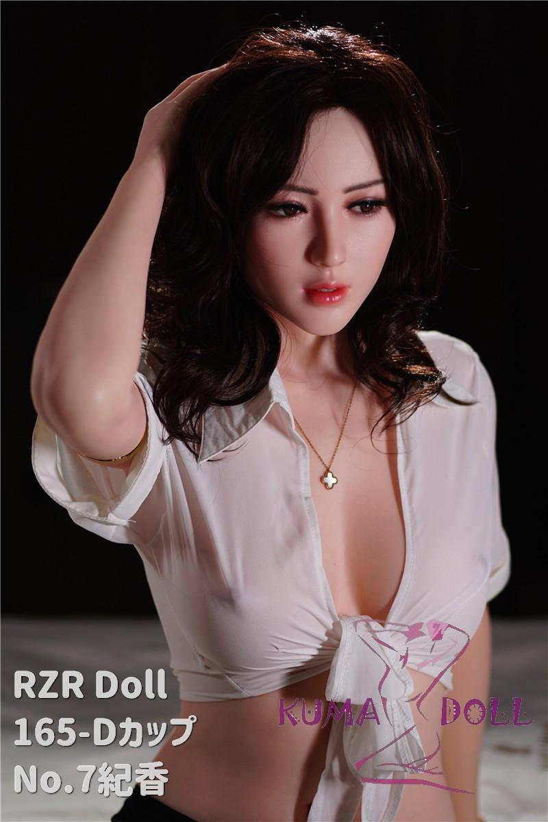 フルシリコン製ラブドール  RZR Doll 165cm Dカップ No.7 紀香