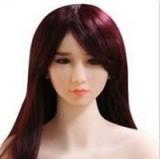 シリコン製頭部+TPEボディ JY Doll 161cm Eカップ 小诺