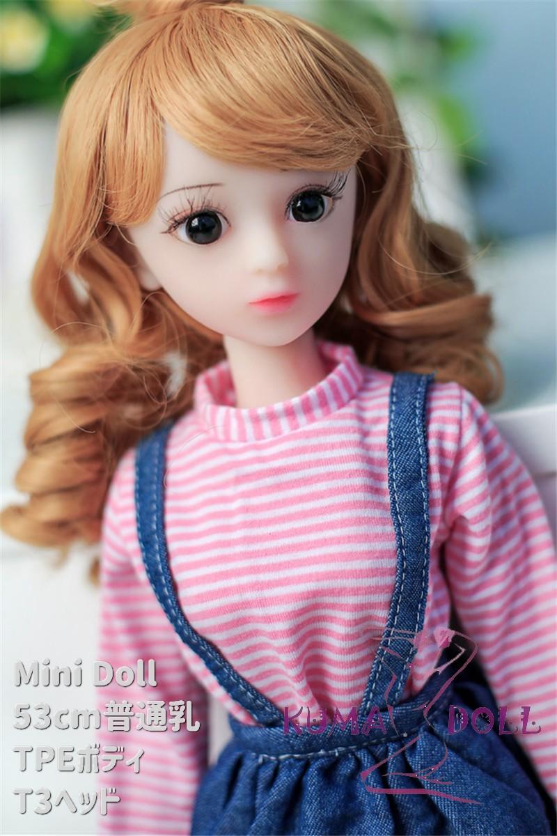 Mini Doll ミニドール セックス可能 53cm普通乳TPE T3ヘッド 身長選択可能