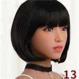 TPE製ラブドール HR Doll 174cm E-cup #15ヘッド
