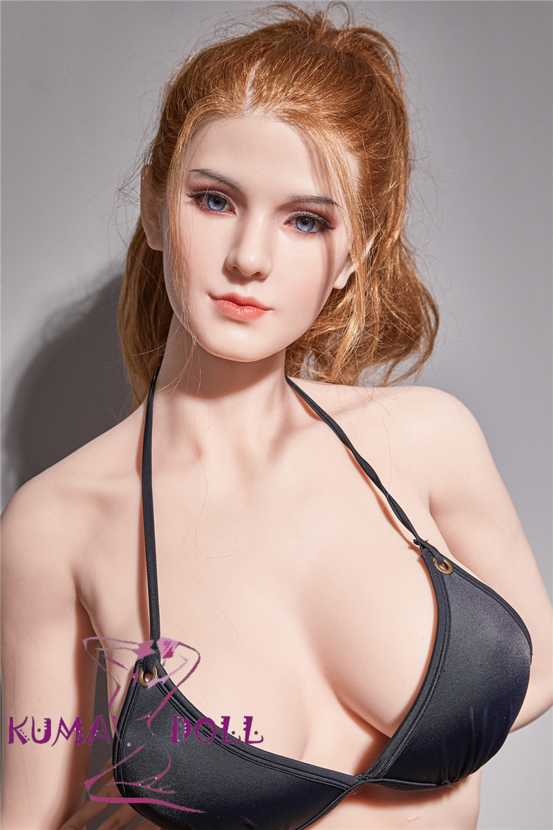 フルシリコン製ラブドール BB Doll 165cm普通乳 #Mヘッド 血管&人肌模様など超リアルメイク無料 眉の植毛無料