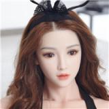 フルシリコン製ラブドール BB Doll 160cm Dカップ C-24ヘッド Sasaちゃん  血管&人肌模様など超リアルメイク無料 眉の植毛無料