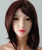 フルシリコン製ラブドール BB Doll 165cm Dカップ C-10ヘッド Sofiaちゃん  血管&人肌模様など超リアルメイク無料 眉の植毛無料