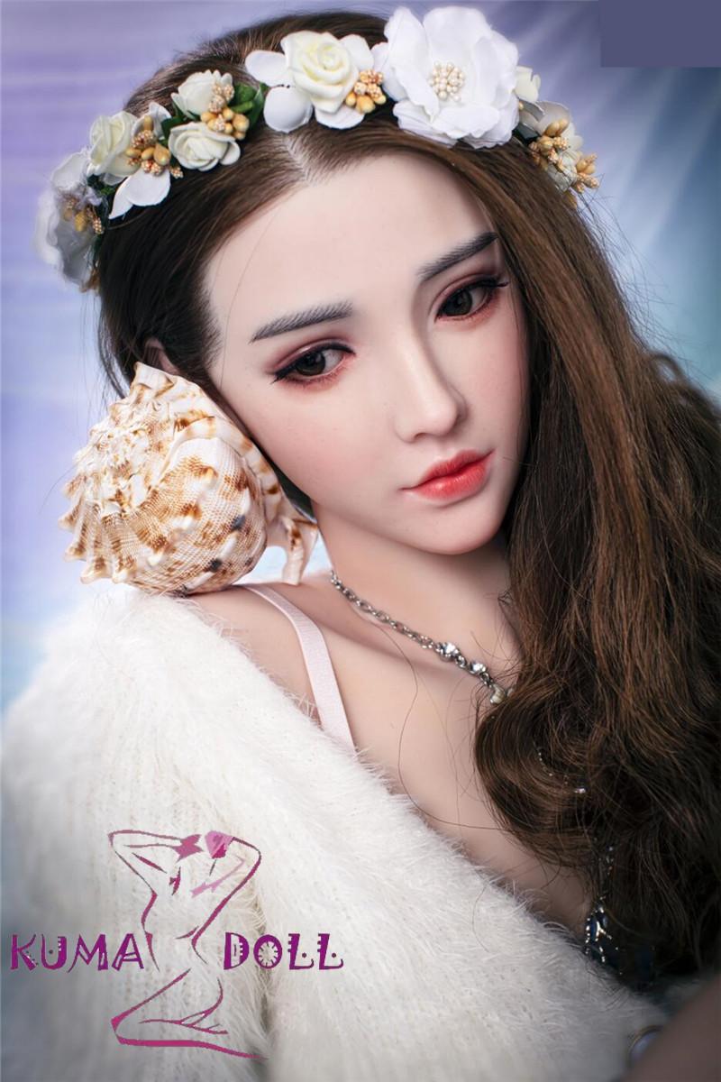 フルシリコン製ラブドール BB Doll 165cm普通乳 #Eヘッド 血管&人肌模様など超リアルメイク無料 眉の植毛無料