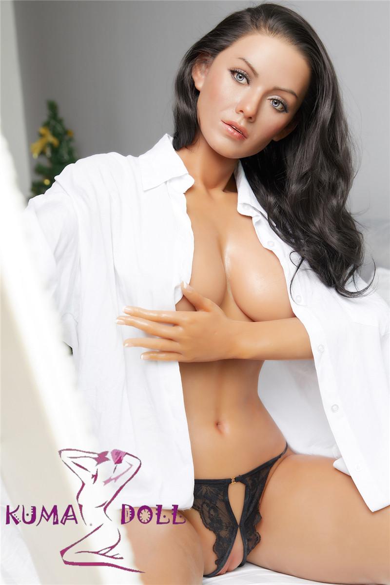 フルシリコン製ラブドール BB Doll 165cm普通乳 #Nヘッド 血管&人肌模様など超リアルメイク無料 眉の植毛無料