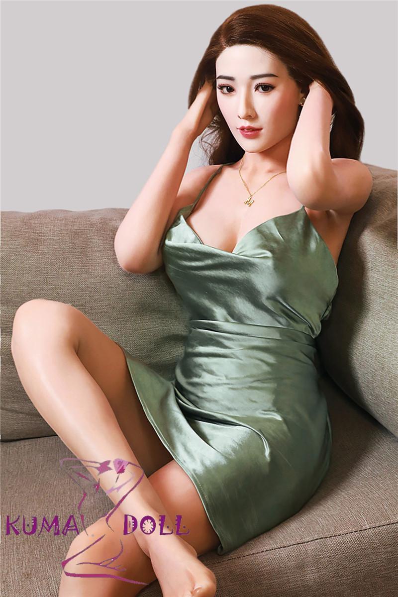 フルシリコン製ラブドール BB Doll 165cm普通乳 #Hヘッド 血管&人肌模様など超リアルメイク無料 眉の植毛無料
