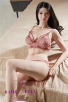 フルシリコン製ラブドール BB Doll 165cm普通乳 #Pヘッド 血管&人肌模様など超リアルメイク無料 眉の植毛無料