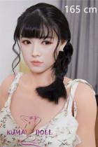 フルシリコン製ラブドール BB Doll 165cm普通乳 #Aヘッド 血管&人肌模様など超リアルメイク無料 眉の植毛無料