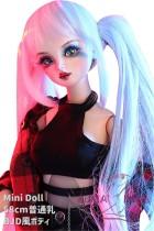 Mini Doll ミニドール セックス可能 58cm普通乳 BJD 53cm-75cm身長選択可能