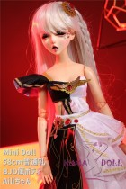 Mini Doll ミニドール セックス可能 58cm普通乳 Aili BJD 53cm-75cm身長選択可能