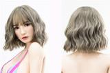 フルシリコン製ラブドール Top Sino Doll 天使もえヘッド ボディ選択可能 組み合わせ自由