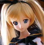 Mini Doll ミニドール セックス可能 58cm普通乳 BJD Liliヘッド 53cm-75cm身長選択可能