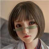 フルシリコン製ラブドール XYcolo Doll Pro 153cm A-cup  Yimu 全身スーパーリアルメイク付き