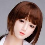 シリコン製頭部+TPEボディ WM Dolls 168cm シリコンヘッド #17