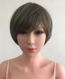 フルシリコン製ラブドール アート技研(Art-doll) 155cm Iカップ 巨乳 A6ヘッド 佳奈