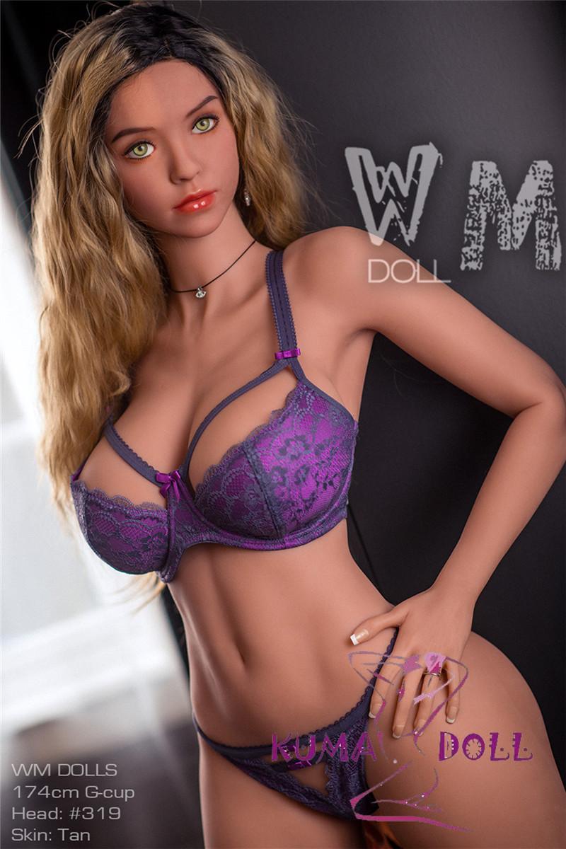 TPE製ラブドール WM Dolls 174cm G-cup #319 欧米仕様