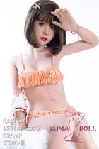 TPE製ラブドール Real Girl 155cm Cカップ R2ヘッド 体重22kg軽量版ボディ選択可