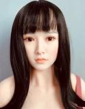 フルシリコン製ラブドール BB Doll 160cm 巨乳 Fカップ Rebecca 血管&人肌模様など超リアルメイク無料 眉の植毛無料