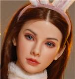 フルシリコン製ラブドール BB Doll 150cm Cカップ Xiaoxi 血管&人肌模様など超リアルメイク無料 眉の植毛無料
