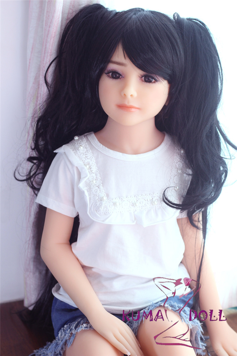 TPE製ラブドール JY Doll 100cm #21 バスト平ら