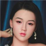 シリコン製頭部+TPEボディWM Dolls 161cm G-cup シリコン#19ヘッド