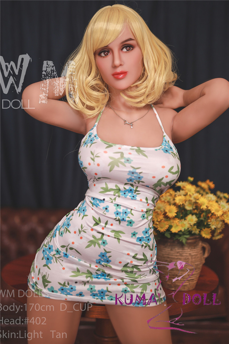 TPE製ラブドール WM Dolls 170cm D-cup #402 欧米仕様