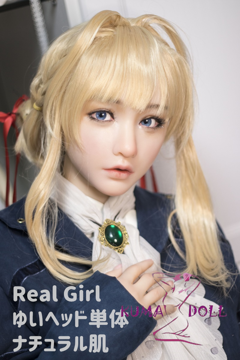 Real Girl 超リアルなシリコン材質 ヘッド単体 M16ネジ式 頭部のみ