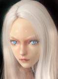 Mini Doll ミニドール 高級シリコン製 セックス可能 M20ヘッド 72cm 軽量化 3.5㎏ 収納が便利(隠しやすい) 使いやすい 普段は鑑賞用 小さいラブドール 女性素体 フィギュア cosplay