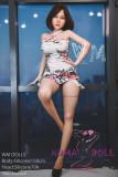 フルシリコン製ラブドール WM Dolls 158cm Cカップ シリコンヘッド #70