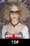 フルシリコン製ラブドール WM Dolls 158cm Cカップ シリコンヘッド #85