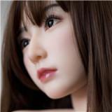 フルシリコン製ラブドール Level-D とTop Sino Doll コラボ製品 新発売 148cm Eカップ L1ヘッド 未玲 RRSメイク選択可