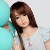 TPE製ラブドール AXB Doll 130cm バスト平ら #16