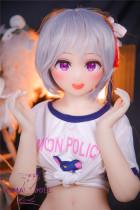 Real Girl アニメ系 TPE製ラブドール 146cm #A3 ヘッド