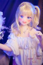 Real Girl アニメ系 TPE製ラブドール 146cm #A4 ヘッド