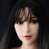 フルシリコン製ラブドール XYcolo Doll 163cm E-cup Yinan 顔和風メイク 材質選択可能
