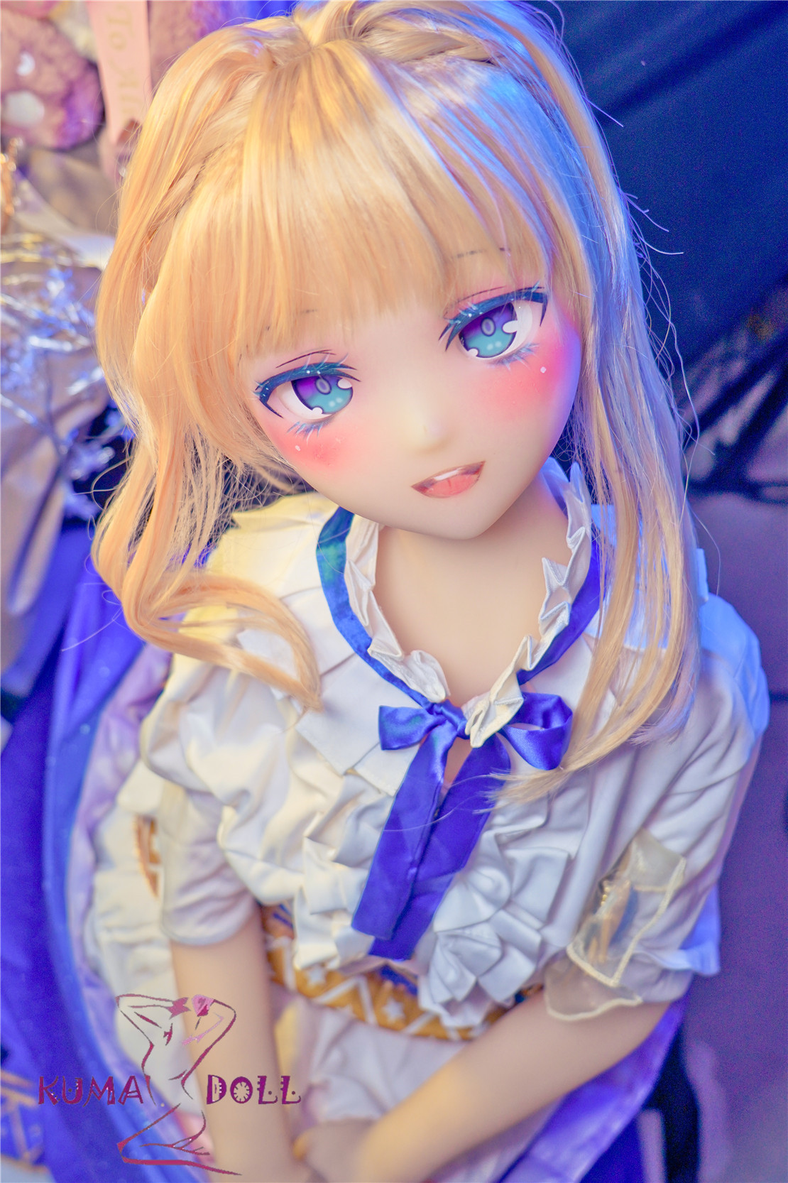 Real Girl アニメ系 TPE製ラブドール 146cm #A8 ヘッド