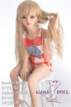 フルシリコン製ラブドール Sanhui Doll 105cm バスト平 #1