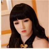 シリコン製頭部+TPEボディ WM Dolls 158cm Eカップ シリコンヘッド #3