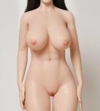 フルシリコン製ラブドール BB Doll 160cm 巨乳 Fカップ c33ヘッド 血管&人肌模様など超リアルメイク無料 眉の植毛無料