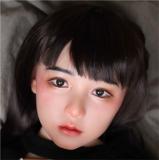 My Loli Waifu 略称MLWロり系ラブドール 145cm Aカップ 玲奈Rena頭部 TPE材質ボディー ヘッド材質選択可能 メイク選択可能